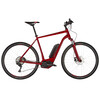 Cube Cross Hybrid Pro 500 Darkred'n'Red